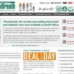 badbreath.co.za lead generation project