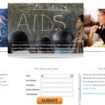 HIV Insurance lead generation project