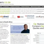 carinsurers.co.za lead generation project