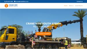 crane company lead generation